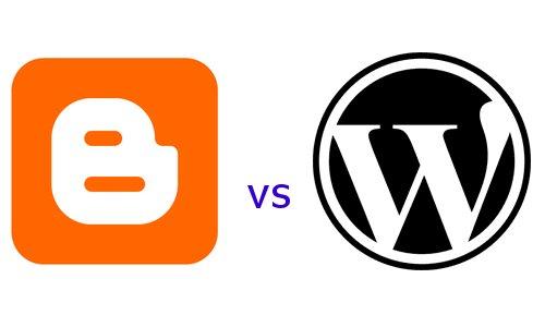 WordPress.com vs. Blogspot.com