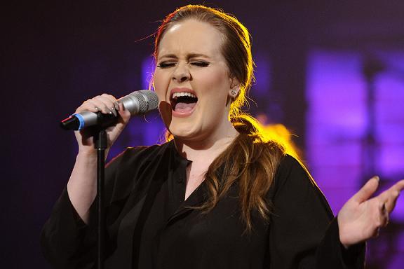 Din seria 'artisti nebagati in seama', azi avem Adele