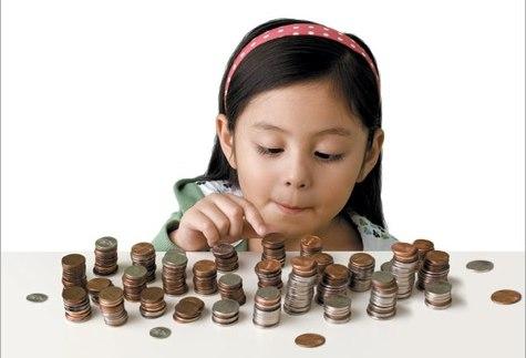 Educatie financiara pentru copii?