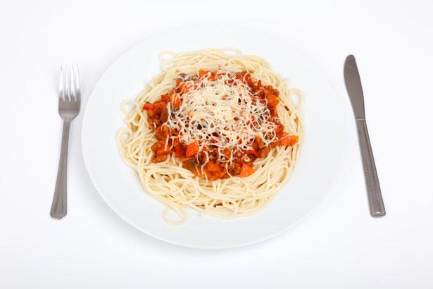 Pofta de spaghete bolognese