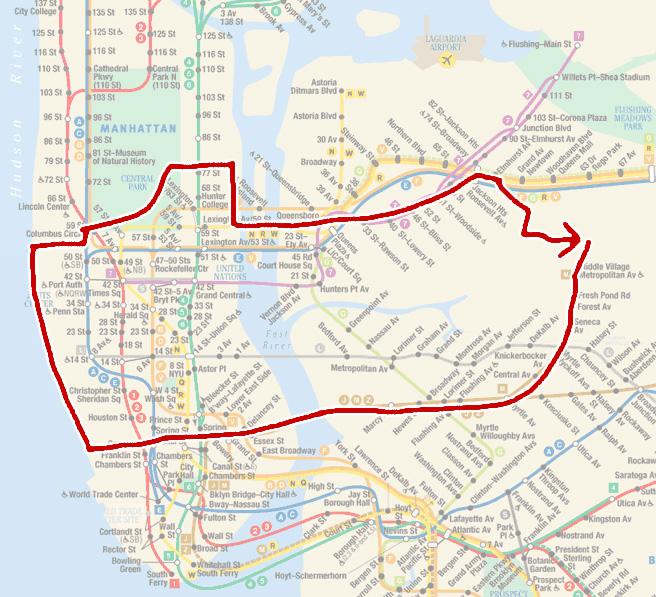 Bikin' New York I