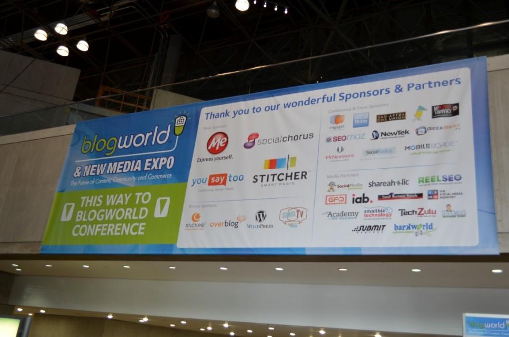 BlogWorld Expo: ziua a doua