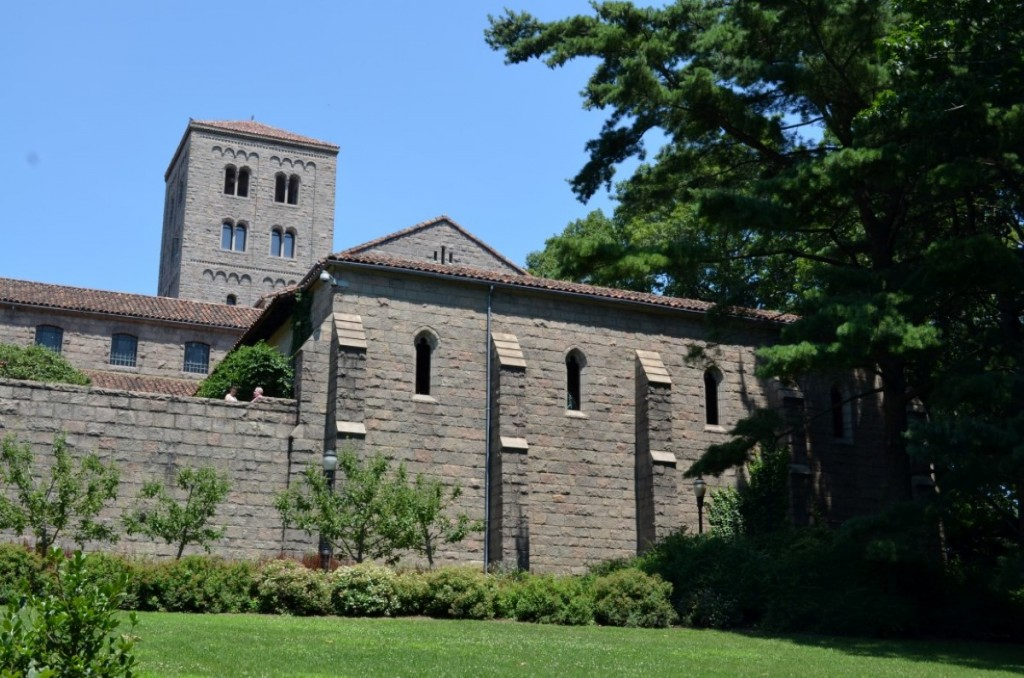 New York: The Cloisters I