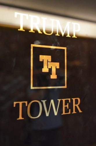 Trump Tower Manhattan 5th Avenue