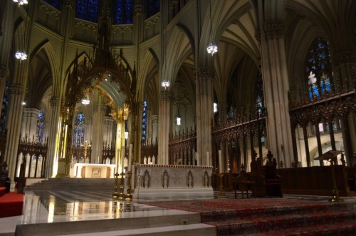 New York - Manhattan - St. Patrick's Cathedral