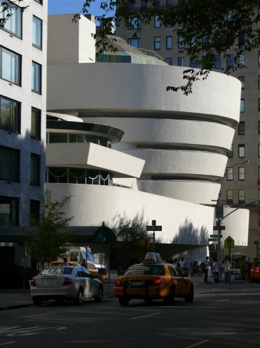 New York - Manhattan - Guggenheim Museum