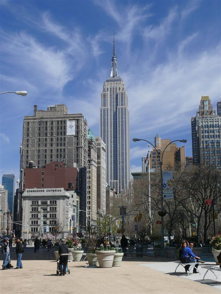 New York – trasee și mic ghid turistic (I)
