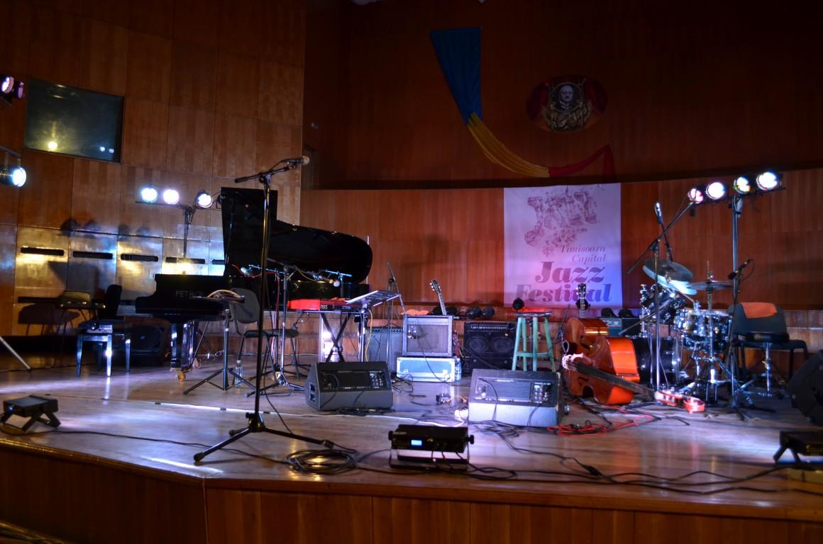 Timisoara Capital Jazz Festival 2012