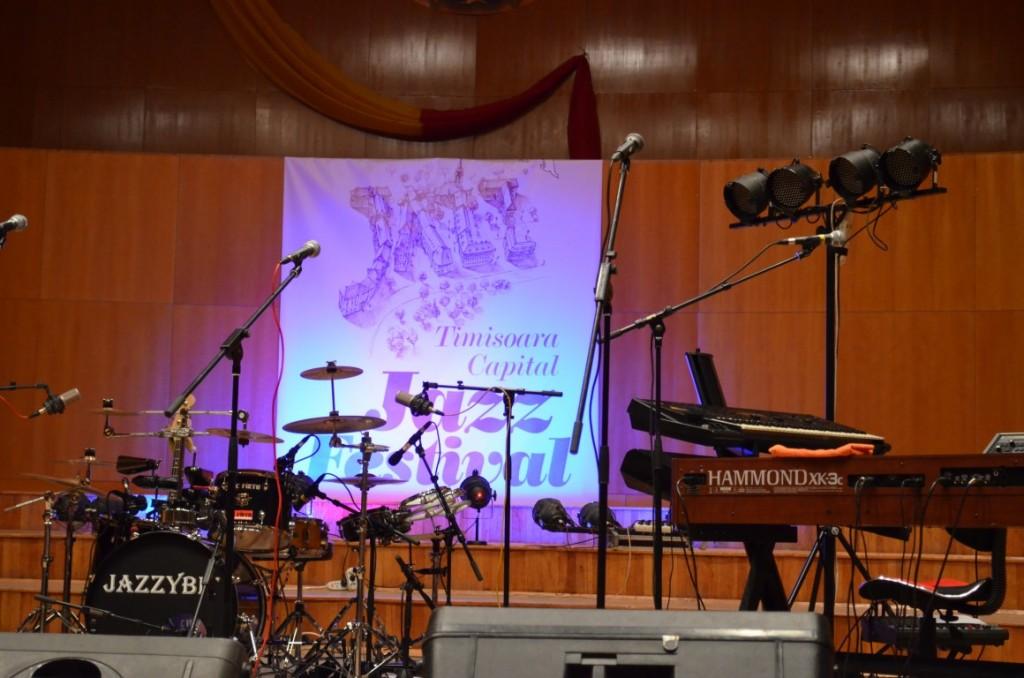Timișoara Jazz Festival – ziua a doua .. și ultima ..