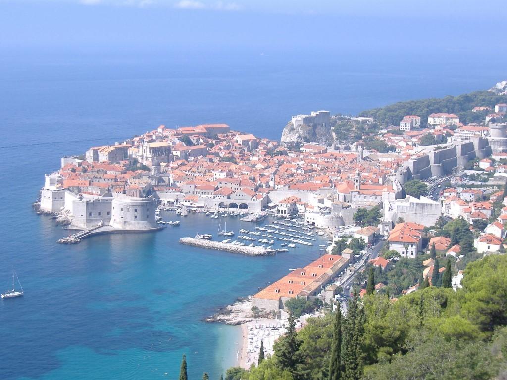 Dubrovnik – apă cristalină și multă istorie