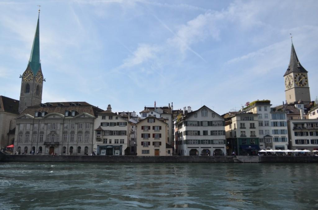 O scurtă plimbare prin Zürich