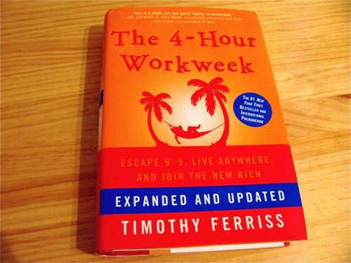 Timothy Ferriss – The 4-Hour Workweek