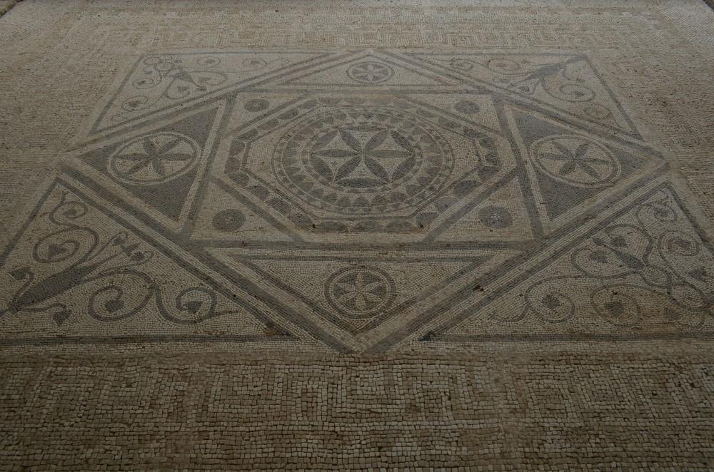 Muntenegru: Mozaicurile romane din Risan
