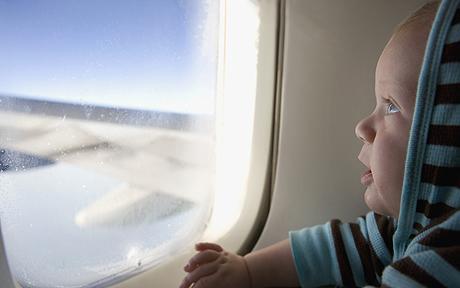 Cât de devreme poți călători cu copilul?