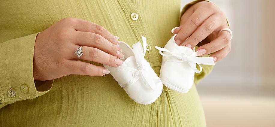 Cea mai bună cură de slăbire: primele luni de sarcină