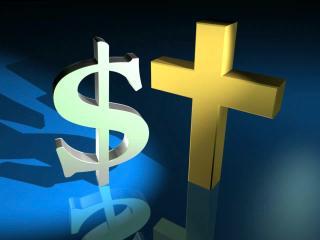 Banii nu-s pentru Dumnezeu