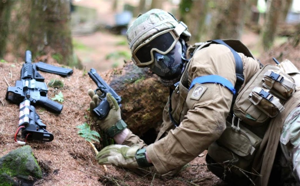 La război pe timp de pace