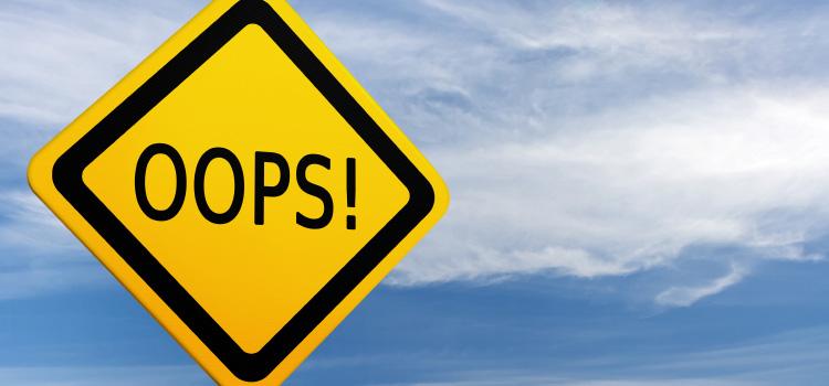 Cele mai mari 6 greșeli pe care le-am făcut în afacerea mea